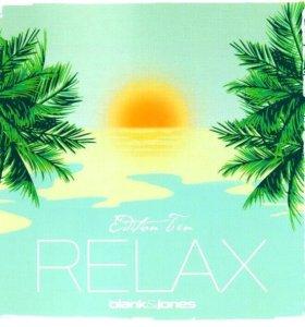 Релакс на виниле - Blank&Jones / Relax