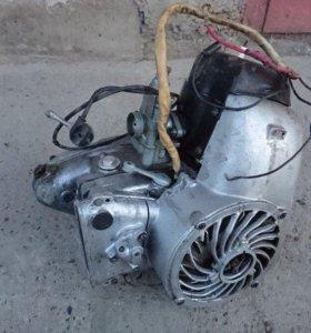 Двигатель мотороллера Турист Т200