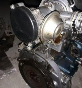 Двигатель ваз 11113 ока