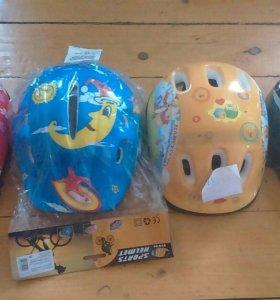 Шлемы защитные новые