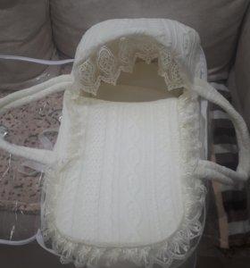 Люлька-переноска для младенцев