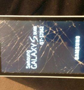 Samsung Galaxy duos Gt-s7562,Gt-l8190