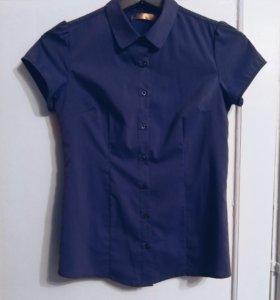 Рубашка, кардиган