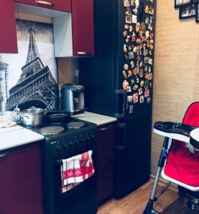 Квартира, студия, 27.4 м²