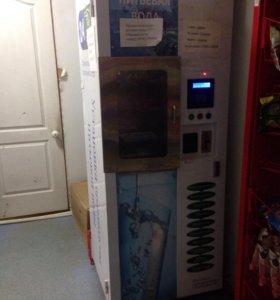 Автомат по очистке и розливу воды