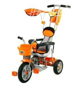 Продам детский велосипед толокар. Новый