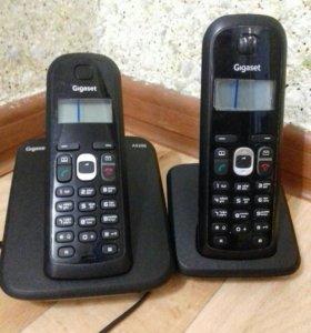 Телефон безпроводной Gigaset AS200 DUO
