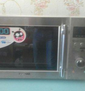Mикроволновая печь
