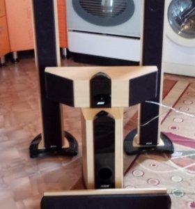 Продам акустическую систему BBK