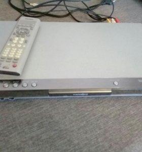 DVD-проигрывателя LG DKS-5650
