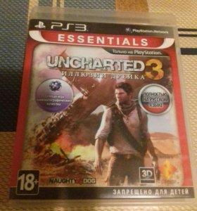Uncharted 3 Иллюзия Дрейка