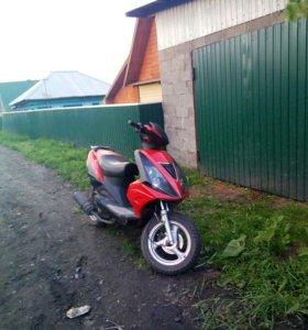 Скутер racer