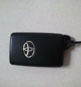 Корпус Toyota (брелок иммобилайзер)