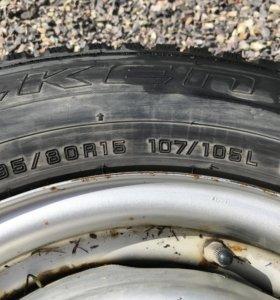 колесо запаска