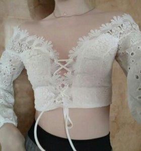 Блуза- болеро