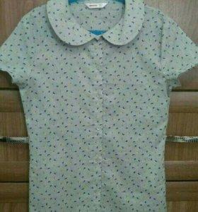 Новая блузка для девочки р 152