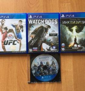 UFC 1 часть Sony PlayStation 4 PS4
