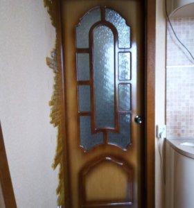 Дверь б/у в отличном состоянии