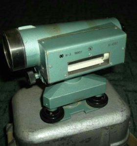 Нивелир Н-3 1980 года