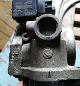 Дроссельная заслонка, генератор, катушка на субару