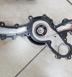 Помпа охлаждения двс на Toyota Highlander 2GR-FE