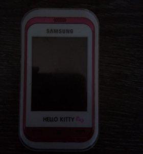 Телефон Samsung Hello Kitty