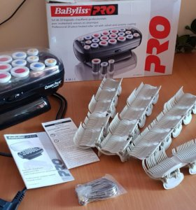 Электробигуди BaByliss Pro Ceramic Pulse