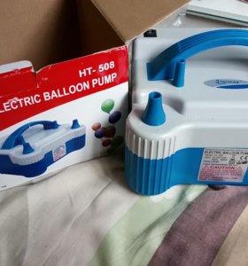 Компрессор для воздушных шаров