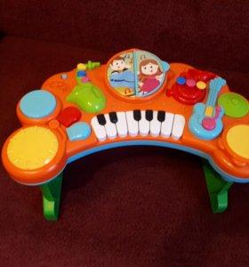 Пианино музыкальное от 6 мес.