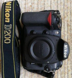 Nikon D200 в идеале