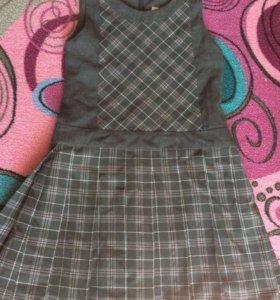 Школьные сарафаны и юбки