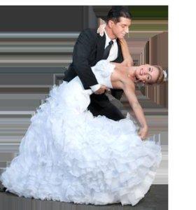 Постановка танца (свадебного, для выпускного)