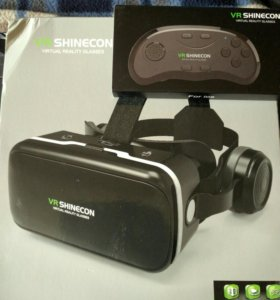 Новые VR SHINECON 6.0+BLUETOOTH GAMEPAD