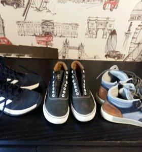 Обувь для мальчика 36 размер