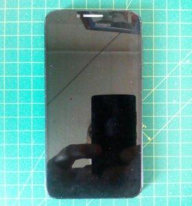Смартфон Alcatel OT idol2 6037Y
