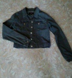 Курточка джинсовая стрейч
