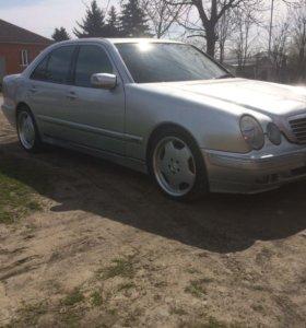 Mercedes-Benz E-Класс, 2000