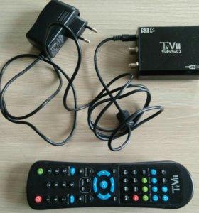 ТВ-тюнер TeVii S650 USB 2.0 (DVB-S2)