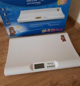 Весы для малышей Maman SBBC212