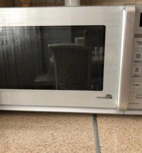 Микроволновая печь LG. Микроволновка