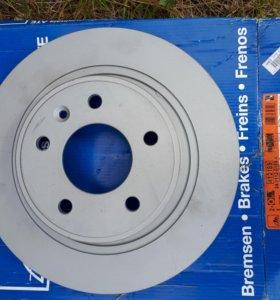 Задние тормозные диски astra j gtc