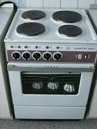 Электрическая плита Электра 1001