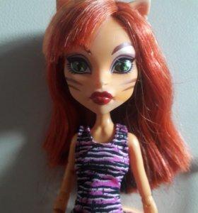 Кофта/майка одежда для куклы Monster High Торалей