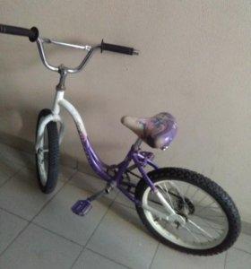 Велосипед на 6-8 лет