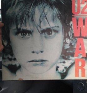 Винил LP, U2 - WAR