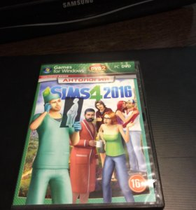 The sims 4 2016 игра