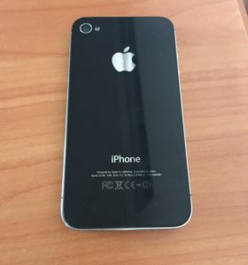 iPhone 4s 8gb black