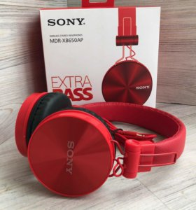 Наушники Sony Extra Bass