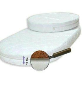 Матрацы для круглой кроватки-трансформера