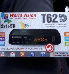 Цифровой приёмник DVB T2